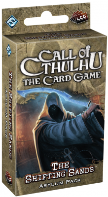 Call of Cthulhu: The Card Game - The Shifting Sands Asylum Pack