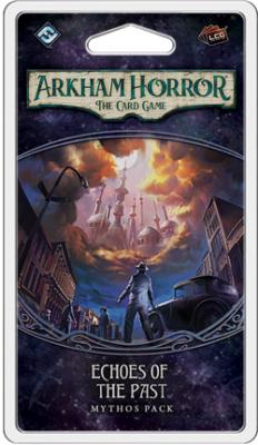 Horreur à Arkham : Le Jeu de Cartes - Les Échos du Passé