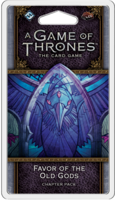 A Game of Thrones: The Card Game (second edition) - Favor of the Old Gods