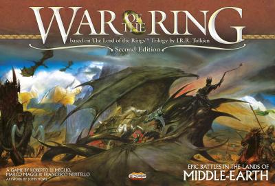 Der Ringkrieg (2. Edition)