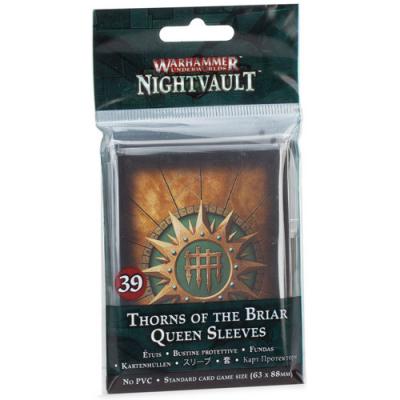 Warhammer Underworlds: Nightvault - Thorns of the Briar Queen Sleeves