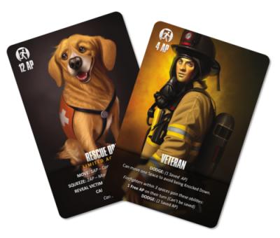 Flash Point: Fire Rescue Veteran & Rescue Dog