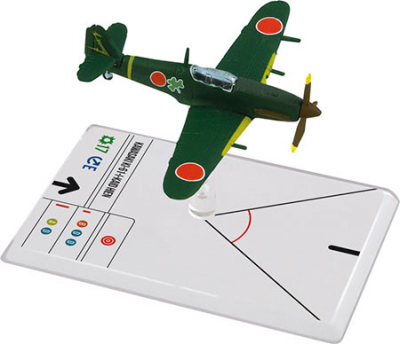 Wings of Glory: WW2 Airplane Pack - Kawasaki Ki-61-I-KAId Hien (Ichikawa)