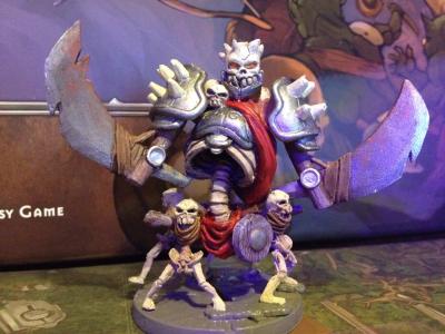 Myth: Bones Expansion Boss