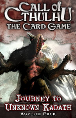 Call of Cthulhu: The Card Game - Journey to Unknown Kadath Asylum Pack