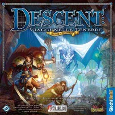 Descent: Viaggi nelle Tenebre (Seconda Edizione)