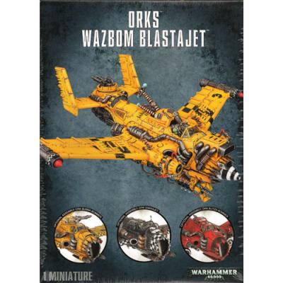 Warhammer 40,000: Orks - Ork Wazbom Blastajet