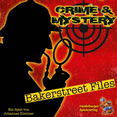 Crime & Mystery: Bakerstreet Files