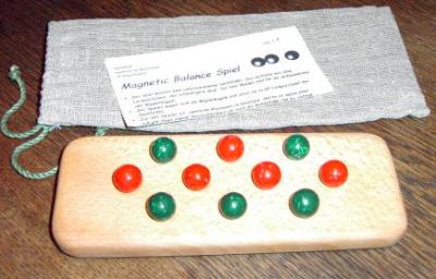 Magnetic Balance Spiel