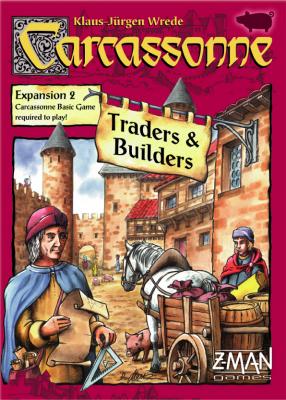 Carcassonne: Händler und Baumeister