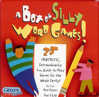 A Box of Silly Word Games