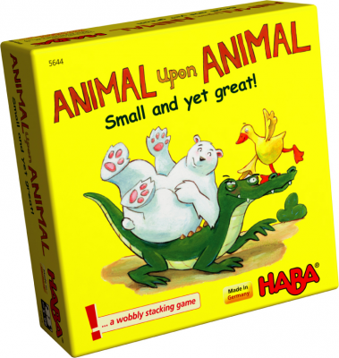 Animal Upon Animal: Small and Yet Great!