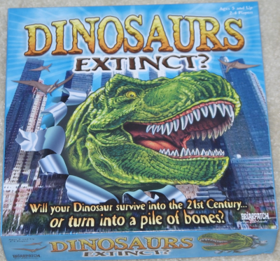 Dinosaurs Extinct?