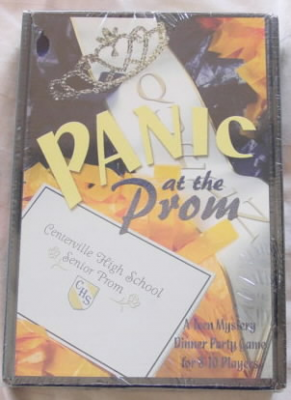 Dinner Games: Panic at the Prom