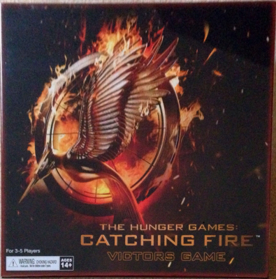 The Hunger Games: Catching Fire – Victors Game
