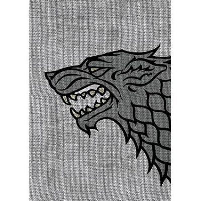 A Game of Thrones: The Card Game - House Stark Art Sleeves (50)