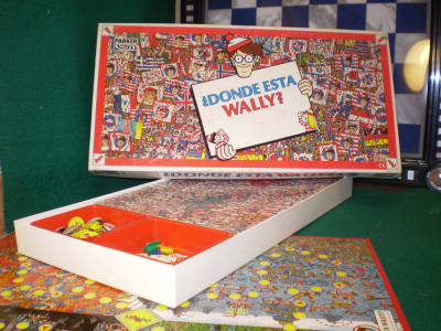 Where's Wally? The Game