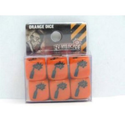 Zombicide: Orange Dice