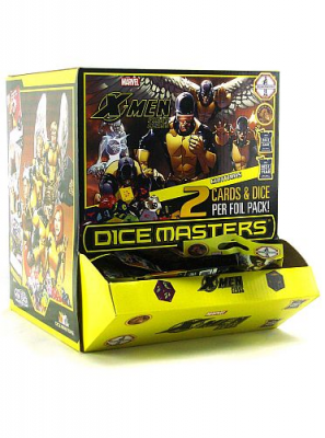 Marvel Dice Masters: X-Men First Class Booster