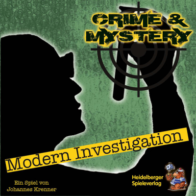 Crime & Mystery: Modern Investigation