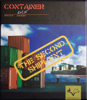 Container: The Second Shipment