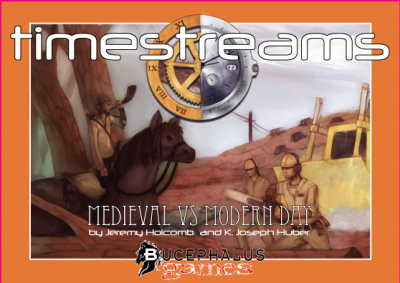 Timestreams: Deck 2 - Medieval vs. Modern Day