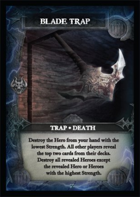Thunderstone: Blade Trap Promo