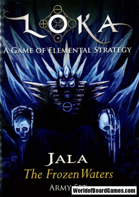 LOKA: A Game of Elemental Strategy - Jala, The Frozen Waters