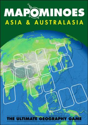 Mapominoes: Asia & Australasia