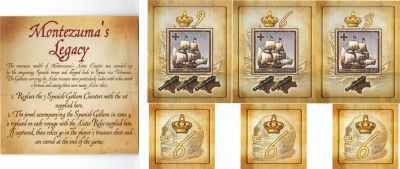 Francis Drake: Montezuma's Legacy Expansion