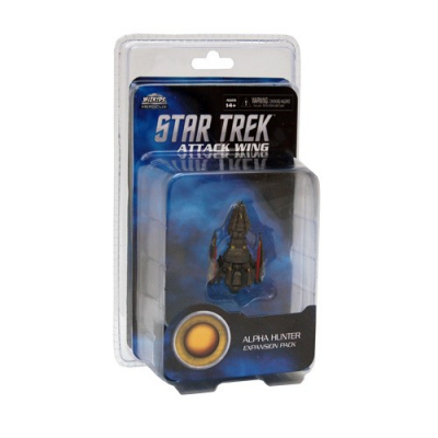 Star Trek: Attack Wing – Hirogen Warship Expansion Pack