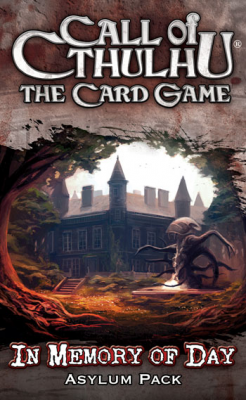 Call of Cthulhu: The Card Game - In Memory of Day Asylum Pack