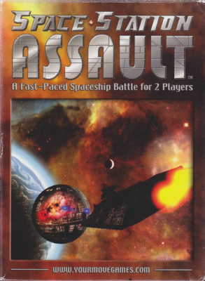 Space Station Assault