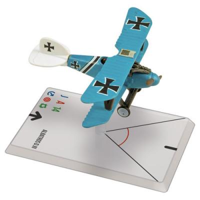 Wings of Glory: WW1 Airplane Pack - Albatros D.III (Frommherz)
