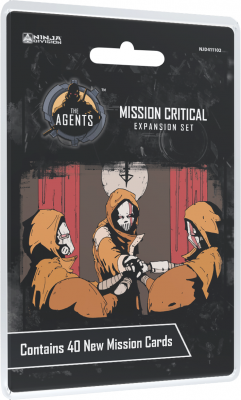 The Agents: Mission: Critical (second edition)