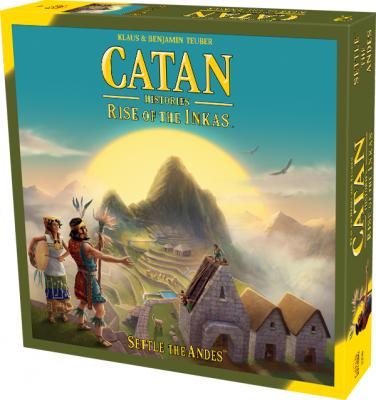Catan: Inkarikets Uppgång