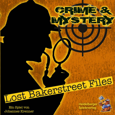 Crime & Mystery: Lost Bakerstreet Files