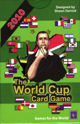 The World Cup Card Game 2010