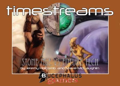 Timestreams: Deck 1 - Stone Age vs. Future Tech