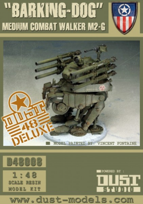 "Dust Tactics: Dust-48 ""Barking Dog"""
