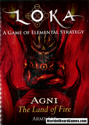 LOKA: A Game of Elemental Strategy - Agni, The Land of Fire