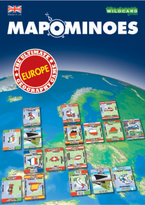 Mapominoes: Europe