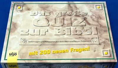 Das große Quiz zur Bibel
