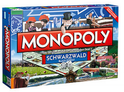 Monopoly: Schwarzwald
