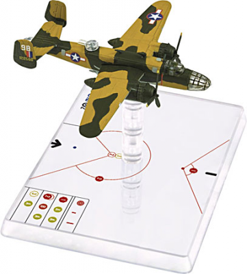 Wings of Glory: WW2 Special Pack - North American B-25C Mitchell (Bauer)