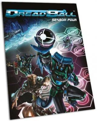 Dreadball: Season 4 Rulebook