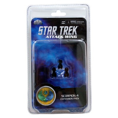 Star Trek: Attack Wing – Scorpion Attack Squadron Expansion Pack