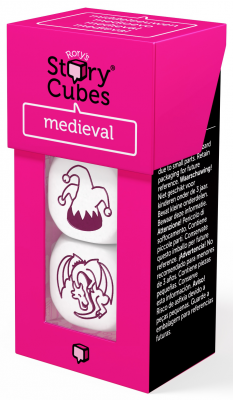 Rory's Story Cubes: Medieval