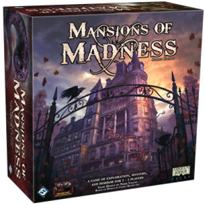Posiadłość Szaleństwa - best deal on board games - BoardGamePrices ...