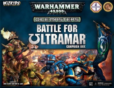 Warhammer 40,000 Dice Masters: Battle for Ultramar Campaign Box